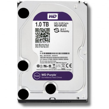 WD PURPLE 1To