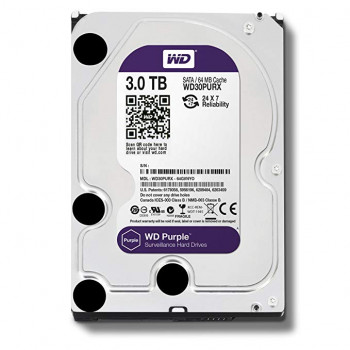 WD PURPLE 3To