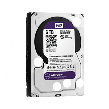 WD PURPLE 6To
