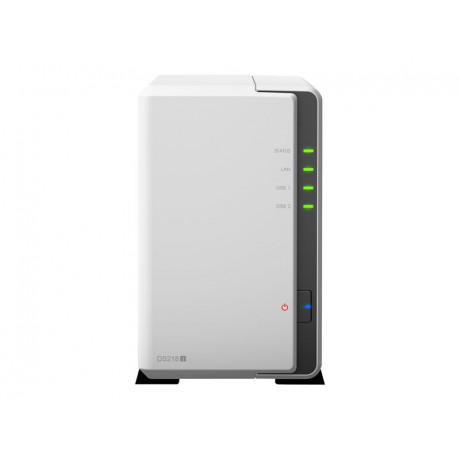 Serveur NAS 2 baies DS218j Synology