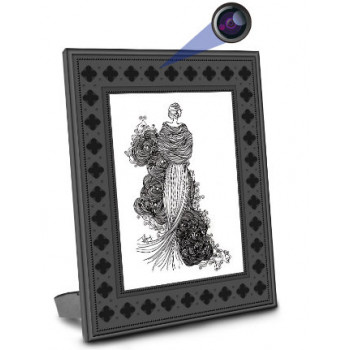 Caméra cadre photo Wifi