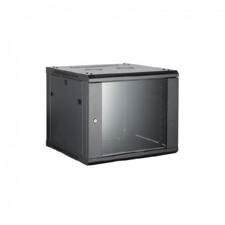 UPTEC - Coffret 19'' 12U 600mm avec panneaux amovibles