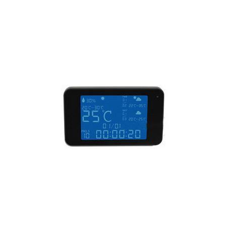 Caméra horloge météo Wifi