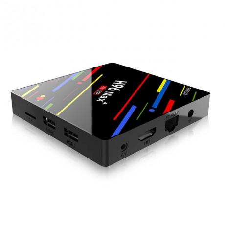 H96MAX Androïde TV Box